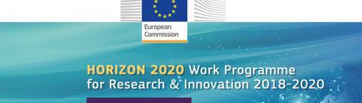 Versioni finali dei Work Programmes (WP) 2018-2020 del programma Horizon 2020