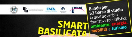 """(Italiano) Bando """"Smart Basilicata"""", obiettivo formativo 3"""