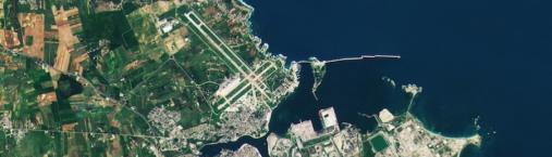 GeoforALL – Su Brindisi una delle prime immagini di Sentinel-2B Copernicus