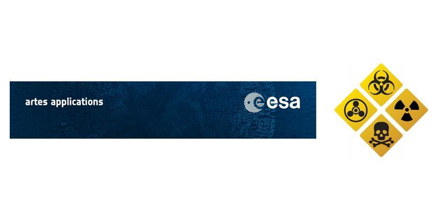 Servizi basati sulle tecnologie spaziali a supporto delle operazioni per contrastare minacce CBRN (chimiche, biologiche, radiologiche, nucleari ed esplosive)